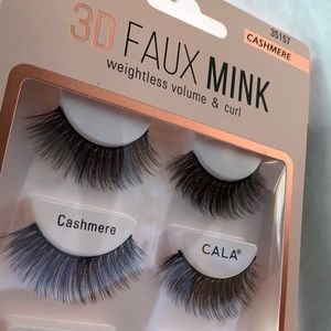114 Lashes CALA 3D MINK ARDELL Magnetic eyelashes